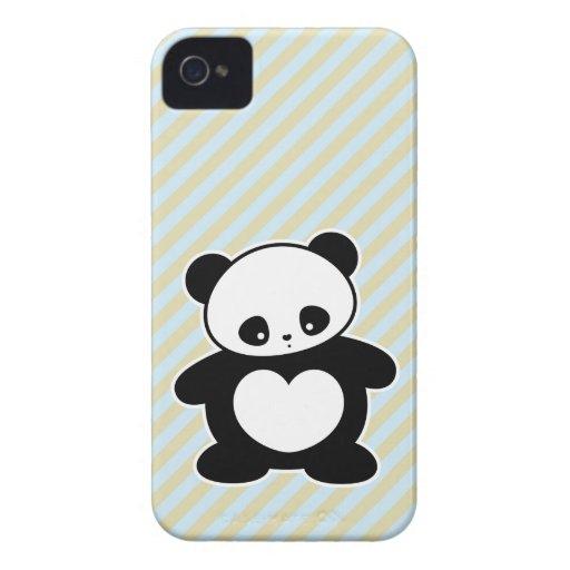 Kawaii panda blackberry bold covers