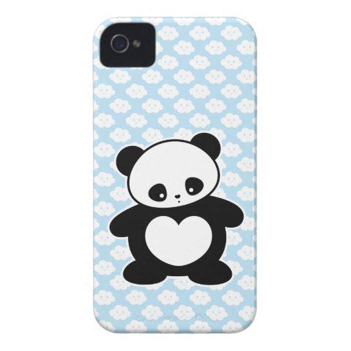 Kawaii panda blackberry bold cases
