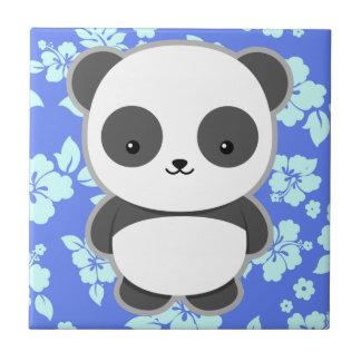 Kawaii Panda Ceramic Tiles