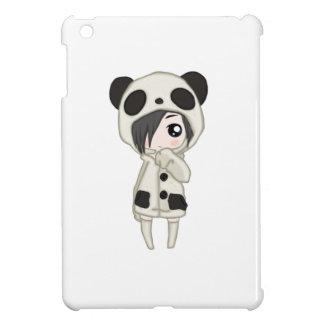 Kawaii Panda Girl Case For The iPad Mini