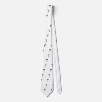 Kawaii Panda Girl Tie