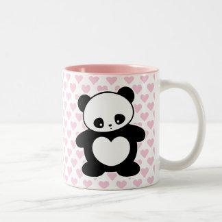 Kawaii panda mugs