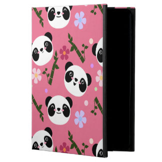 Kawaii Panda on Pink Powis iPad Air 2 Case