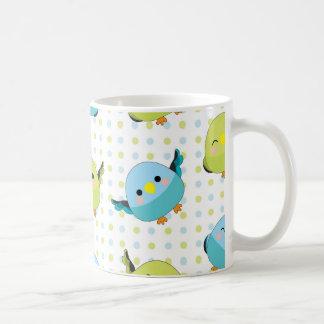 Kawaii Parakeet Mug