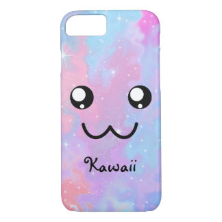 Kawaii Pastel Colorfull Space Background Case-Mate iPhone Case