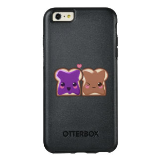 Kawaii Peanut Butter and Jelly Friends OtterBox iPhone 6/6s Plus Case