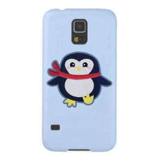 Kawaii Penguin Galaxy S5 Covers