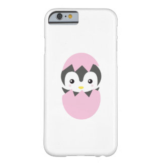 Kawaii Penguin Hatching Barely There iPhone 6 Case