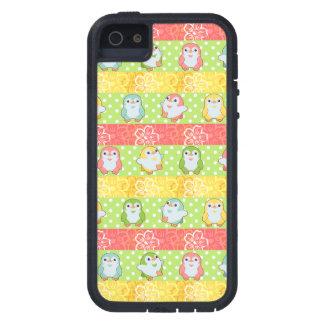 Kawaii Penguins iPhone 5 Covers