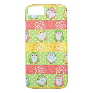 Kawaii Penguins iPhone 7 Case