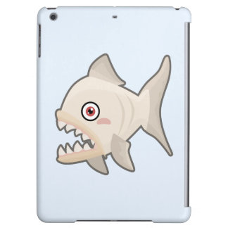 Kawaii Piranha iPad Air Cases