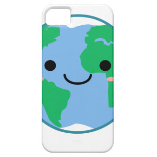 Kawaii Planet Earth iPhone 5 Case