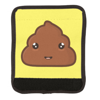 Kawaii Poo Handle Wrap
