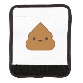 Kawaii Poop Luggage Handle Wrap