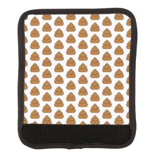Kawaii Poop Pattern Luggage Handle Wrap