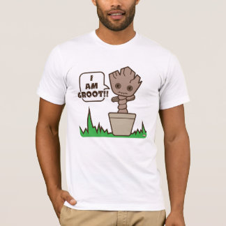 Kawaii Potted Groot T-Shirt