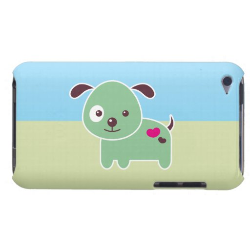 Kawaii puppy barely there iPod cases