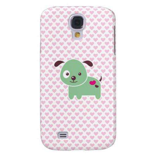 Kawaii puppy HTC vivid / raider 4G case