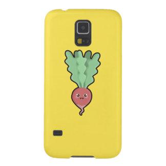 Kawaii Radish Galaxy S5 Case
