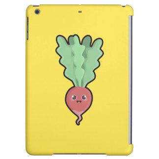 Kawaii Radish iPad Air Case