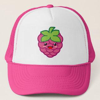 Kawaii Raspberry Trucker Hat