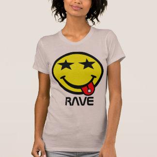 Kawaii Rave Acid Smiley T-Shirt