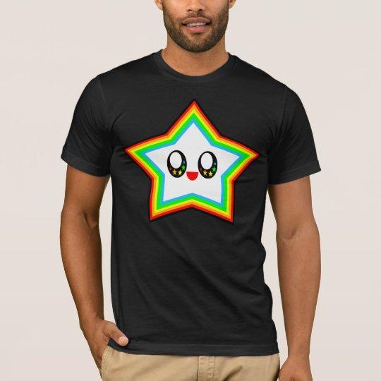 Kawaii Rave Happy Star T-Shirt