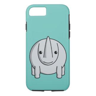 Kawaii Rhino iPhone 7 Case