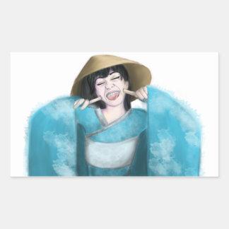 Kawaii Sachiko Sticker