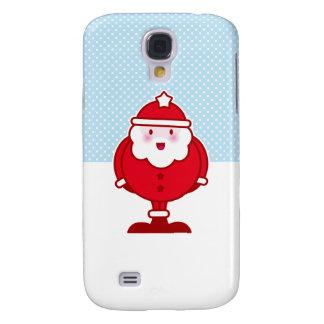 Kawaii Santa Samsung Galaxy S4 Cover