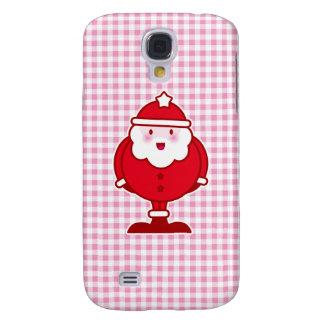 Kawaii Santa Galaxy S4 Case