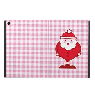 Kawaii Santa iPad Air Cover