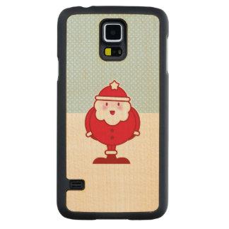 Kawaii Santa Maple Galaxy S5 Slim Case