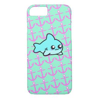 Kawaii Shark! iPhone 7 Case