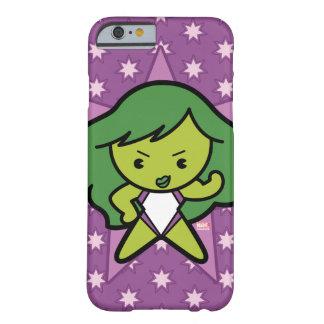 Kawaii She-Hulk Flex Barely There iPhone 6 Case