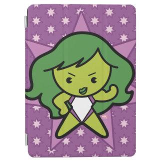 Kawaii She-Hulk Flex iPad Air Cover