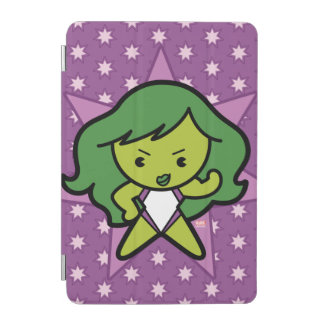 Kawaii She-Hulk Flex iPad Mini Cover