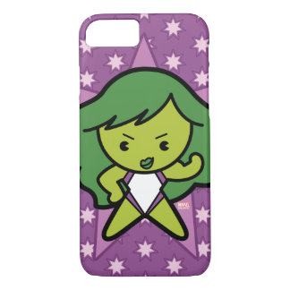 Kawaii She-Hulk Flex iPhone 8/7 Case