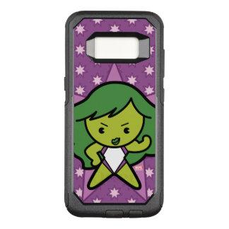 Kawaii She-Hulk Flex OtterBox Commuter Samsung Galaxy S8 Case