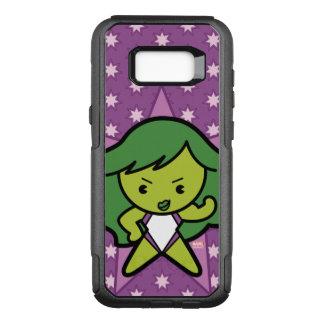 Kawaii She-Hulk Flex OtterBox Commuter Samsung Galaxy S8+ Case