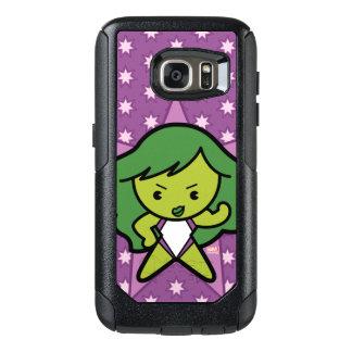 Kawaii She-Hulk Flex OtterBox Samsung Galaxy S7 Case
