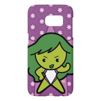 Kawaii She-Hulk Flex Samsung Galaxy S7 Case
