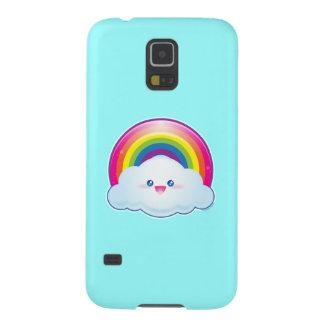 Kawaii Shiny Rainbow Galaxy S5 Case