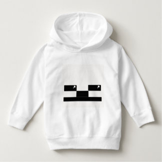 Kawaii Skeleton Minecraft FanArt Toddler Pullover