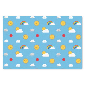Kawaii Skies Tissue Paper