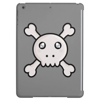 Kawaii skull case for iPad air