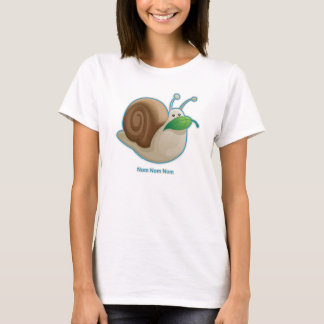Kawaii Snail T-Shirt