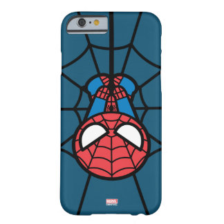Kawaii Spider-Man Hanging Upside Down Barely There iPhone 6 Case