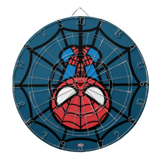 Kawaii Spider-Man Hanging Upside Down Dartboard
