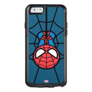 Kawaii Spider-Man Hanging Upside Down OtterBox iPhone 6/6s Case